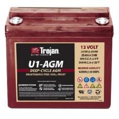 Batería solar Trojan U1-AGM...