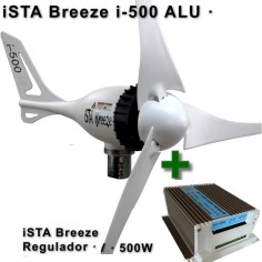 Aerogenerador iSTA Breeze...