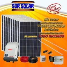 Kit Sur solar autoconsumo...