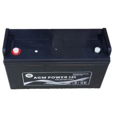 Batería monoblock AGM SOLAR...
