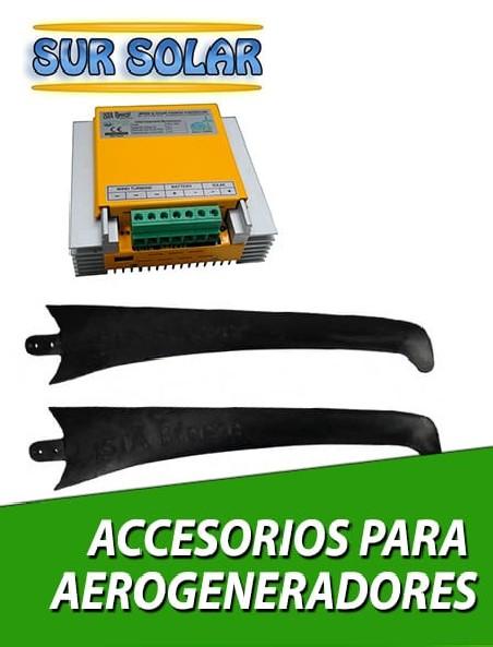 Accesorios y recambios aerogeneradores
