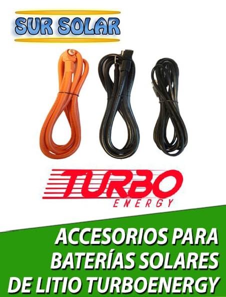 Accesorios para Baterias de litio Turbo Energy