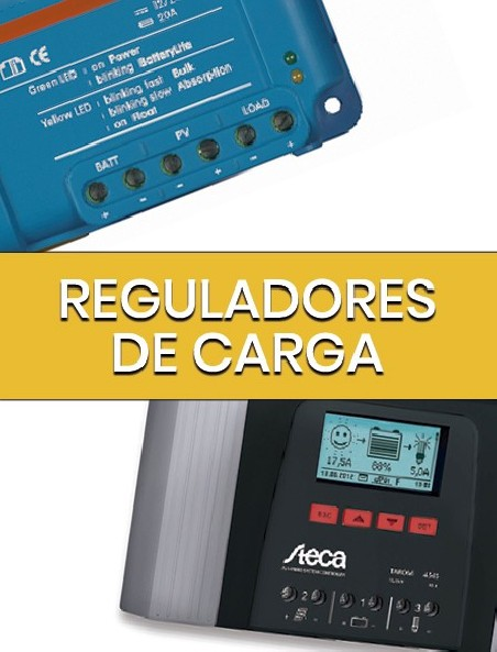 Reguladores de carga