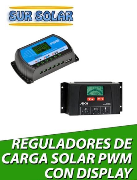 Baterías monoblock plomo ácido 12V