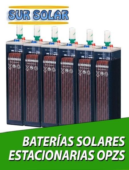 Baterías solares Estacionarias OPZS