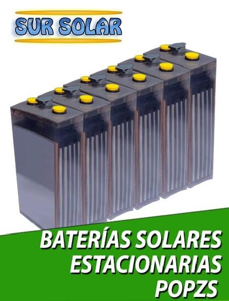 Baterías solares Estacionarias POPZS 2V