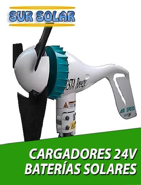 Aerogeneradores 24V