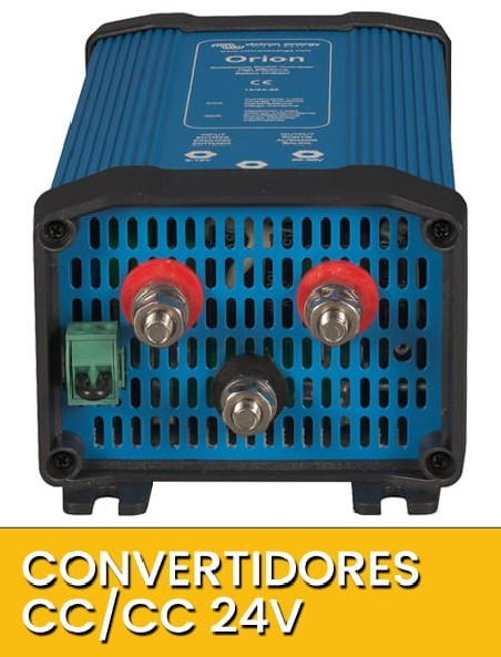 Convertidores CC/CC 24V